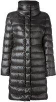 Herno funnel neck coat