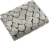 Roberto Cavalli Silver & Gold Bedspread - 270x260cm - Silver