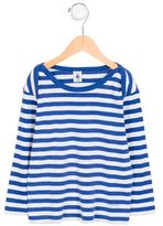 Petit Bateau Boys' Striped Knit Shirt