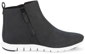 Cole Haan Waterproof Leather Sneaker Boots