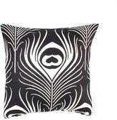 Thomaspaul - Ebony Linen Pillow