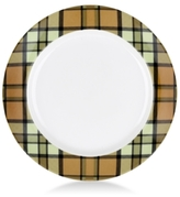 Spode Dinnerware, Glen Lodge Tartan Set-of-4 Dessert Plates