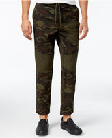 American Rag Men's Camo-Print Twisted Pocket Pants, Only at Macy's