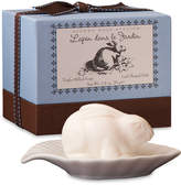 Gianna Rose Rabbit With Leaf Dish Gift Box
