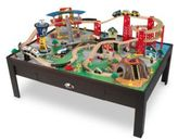 Kid Kraft Metropolis Train Set & Table