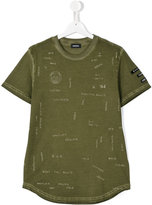 Diesel Only The Brave printed t-shirt