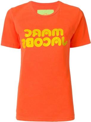 Marc Jacobs logo print T-shirt