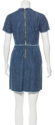 Draper James Denim Mini Dress