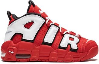 Nike Kids TEEN Air More Uptempo sneakers