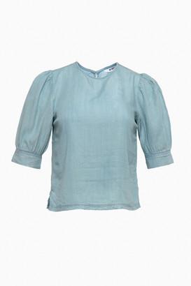 BB Dakota Diamond In The Puff Chambray Shirt