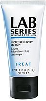 Lab Series Night Recovery Lotion for Men, 1.7 Ounce
