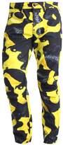 Gstar Pharrell Williams Elwood X25 3d Trousers Black/ivory
