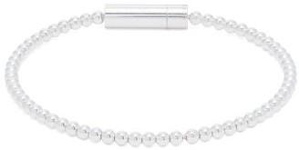 Le Gramme Le 11 Sterling-silver Bracelet - Silver