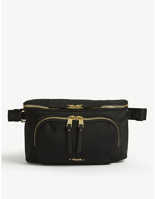 Tumi Madison nylon belt bag