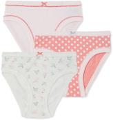 Petit Bateau Set of 3 girls underwear