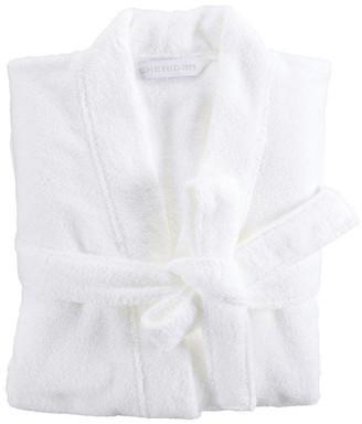Sheridan Quick Dry Luxury Bath Robe in White