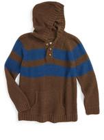 Peek Granada Hooded Sweater (Toddler Boys, Little Boys & Big Boys)