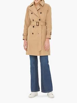 Gerard Darel Luiz Trench Coat, Brown