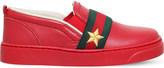 Gucci Jackson leather trainers 2-5 years