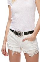 Free People Women's Daisy Chain Lace Shorts