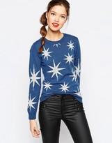 Love Moschino Starburst Sweater