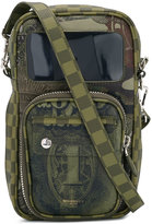 Givenchy dollar print crossbody - men - Calf Leather - One Size
