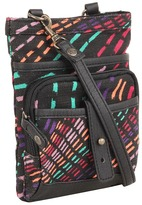 Roxy Pass Play Mini Crossbody Wallet (Crown Jewel) - Bags and Luggage