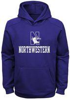 Boys 8-20 Northwestern Wildcats Performance Fleece Hoodie