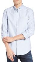 Original Penguin Men's Heritage Slim Fit Woven Shirt