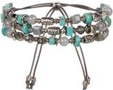 Accessorize Suki Cord Beaded Bracelet