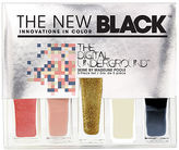 The New Black The Digital Underground Seine by Madeline Poole 5-Piece Nail Color Set, Seine by Madeline Poole 1 kit