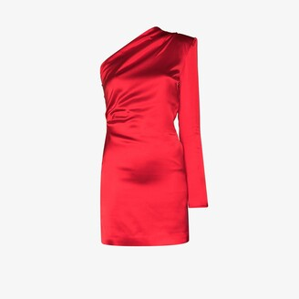 GAUGE81 Charras one shoulder dress