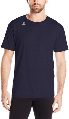 Champion Men's Double Dry Cotton Short Sleeve Tee