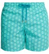 Vilebrequin - Moorea Anchor Print Swim Shorts - Mens - V626