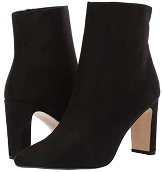 Chinese Laundry Erin (Black Fine Suede) Women's Boots