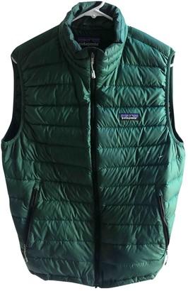 Patagonia Green Polyester Jackets