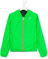 K Way Kids - reversible padded jacket - kids - Polyamide/Polyester - 14 yrs