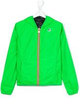 K Way Kids - reversible padded jacket - kids - Polyester/Polyamide - 14 yrs
