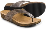 Josef Seibel Angie 11 Flip-Flops - Leather (For Women)