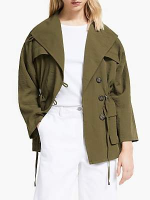 Icons Y.A.S Malla Utility Jacket, Beech