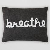 """Alexandra Ferguson Breath Decorative Pillow, 14"""" x 18"""""""
