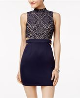 Speechless Juniors' Cutout Bodycon Dress, A Macy's Exclusive