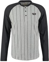 Vans Louisville Long Sleeved Top Cement Heather/black