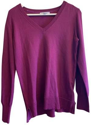 Banana Republic \N Burgundy Wool Knitwear for Women