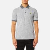 Lyle & Scott Men's Oxford Slub Polo Shirt