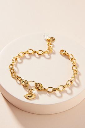 Chan Luu Spirit Eye Bracelet By in Gold