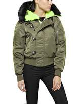 Replay Women's W7483 .000.83118 Jacket