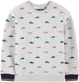 Ikks Graphic sweatshirt