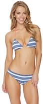 Splendid Deckhouse Geo Reversible Triangle Bikini Top