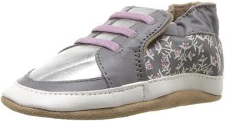 Robeez Baby-Girl's Trendy Trainer Crib Shoe